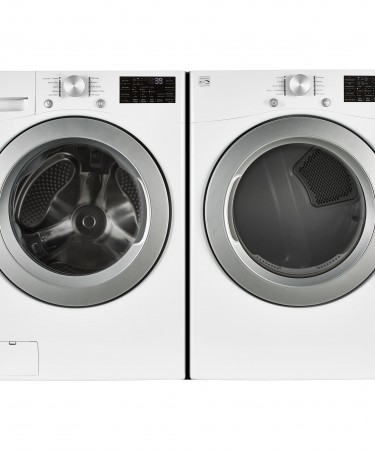 Kenmore Smart Wi-Fi Enabled Front Load Washer – White